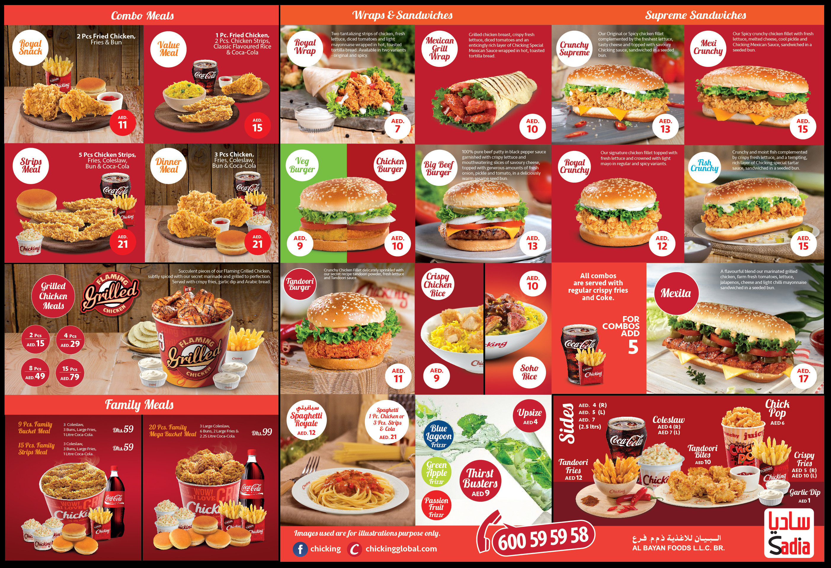 Chicking Rapidly Growing Fast Food Chain In The Region